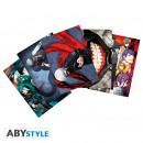 nagyker Üdvözlőkártyák: TOKYO GHOUL - Képeslapok - Set 1 x5 (14,8x10,5) *