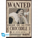 wholesale Pictures & Frames: ONE PIECE - Poster Wanted Crocodile (52x35)