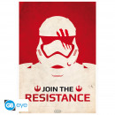 Star Wars - Poster «Join The Resistance» (98x68)