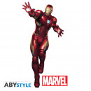 wholesale Wall Tattoos: MARVEL - Stickers - scale 1 - iron man (blister)