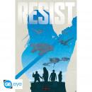 Großhandel Sonstiges: STAR WARS - Resist - Poster (91.5x61)