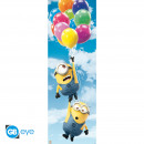 Minions - Door Posters - Balloons (53x158)