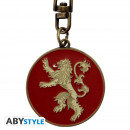 GAME OF THRONES - Keychain Lannister X4