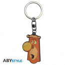 wholesale Others: Disney - Keychain PVC Alice / Doorknob x4