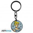 Großhandel Sonstiges: DISNEY - Keychain Cinderella X4