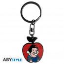 Großhandel Sonstiges: DISNEY - Keychain Snow White X4
