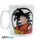 DRAGON BALL - Tazza - 460 ml - DBZ / Goku - porcl.