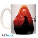 Kubek Star Wars - 460 ml - Kylo Ren & Phasma -
