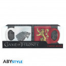 GAME OF THRONES - Set of 2 mini-mugs - 110 ml - St