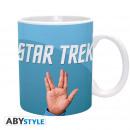 STAR TREK - Kubek - 320 ml - Spock - subli - z bo