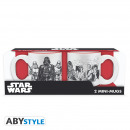 Star Wars - Set of 2 mini-mugs - 110 ml - Empire V