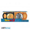 DRAGON BALL - Set de 2 mini-tazas - 110 ml - DBZ /
