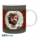 GRA OF THRONES - Kubek - 320 ml - Drunk Tyrion - s