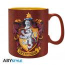 HARRY POTTER - Mug - 460 ml - Gryffindor - box x2