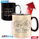 HARRY POTTER - Mug Heat Change - 460 ml - Marauder