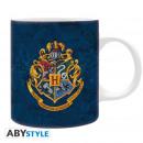 HARRY POTTER - Mug - 320 ml - Hogwarts - subli - W
