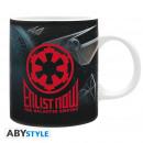 mayorista Artículos para el hogar: Star Wars - Mug - 320 ml - Rogue One / Enlist now