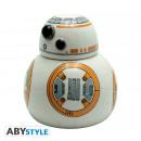 mayorista Artículos para el hogar: Star Wars - Taza 3D - BB8 x2
