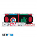 MARVEL - Set of 2 mini-mugs - 110 ml - CA & HU