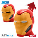 wholesale Houseware: MARVEL - 3D Mug - Heat Change - iron man x2