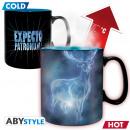 HARRY POTTER - Mug Heat Change - 460ml - Patronus