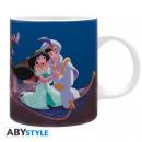 Großhandel Haushaltswaren: DISNEY - Mug - 320 ml - Aladdin Flying Carpet - s