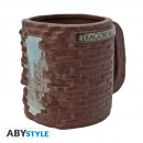 wholesale Houshold & Kitchen: HARRY POTTER - Mug 3D - Diagon Alley x2