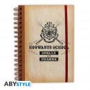 Großhandel Computer & Telekommunikation: HARRY POTTER - Notebook Hogwarts School X4