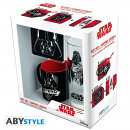 Star Wars - Package Glass 29cl + Coaster + new Min
