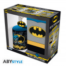 wholesale Notebooks & Tablets: DC COMICS - Package Mug320ml + Keyring + Notebook