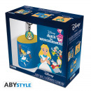 wholesale Notebooks & Tablets: Disney - Package Mug320ml + Keyring + Notebook Al