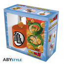 wholesale Notebooks & Tablets: DRAGON BALL - Package Mug320ml + Keyring + Noteboo