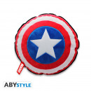 wholesale Bed sheets and blankets: MARVEL - Cushion - Captain America Shield