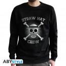 Großhandel Pullover & Sweatshirts: ONE PIECE - Sweat vintage - Straw Hat Crew man
