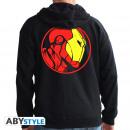 Großhandel Pullover & Sweatshirts: MARVEL - Hoodie - Iron Man man black