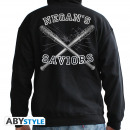 Großhandel Pullover & Sweatshirts: THE WALKING DEAD - Hoodie - Negan's Savior man b