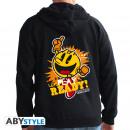 Großhandel Pullover & Sweatshirts: PAC-MAN - Hoodie - Let's play man BlackManba