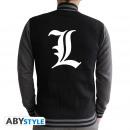 wholesale Coats & Jackets: DEATH NOTE - Jacket - L symbol Men black ...