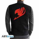 wholesale Coats & Jackets: FAIRY TAIL - Jacket - Emblem Men black / dark gr