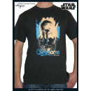 Großhandel Kinder- und Babybekleidung: STAR WARS - Tshirt DJ Wookie man SS dark grey -