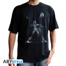 wholesale Children's and baby clothing: Star Wars - Tshirt Dark Vador disco man SS black