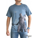 ASSASSIN'S CREED - Tshirt Connor stands up men