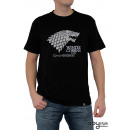 GAME OF THRONES - Tshirt Winter is coming man SS