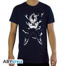 DRAGON BALL - Tshirt DBZ / Vegeta homme SS marin