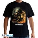 THE WALKING DEAD - Tshirt God Forgive Us man SS
