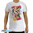 ONE PIECE - Tshirt New World Group man SS white