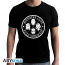 MARVEL - Tshirt AVENGERS CLUB man SS black - new