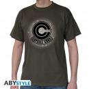 DRAGON BALL - Tshirt DBZ / Capsule Corp & Rad