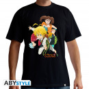 THE SEVEN DEADLY SINS - Tshirt Groupe man SS bla