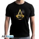 ASSASSIN'S CREED - Tshirt - Golden Crest - man SS